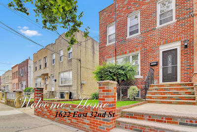 Brooklyn Two Family Home For Sale: 1622 E 32nd Street