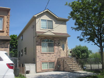 Staten Island Single Family Home For Sale: 25 Virginia Avenue