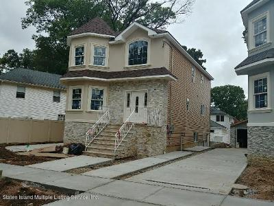 Staten Island Two Family Home For Sale: 181 Detroit Avenue