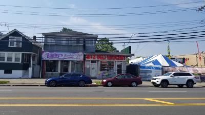 Staten Island Commercial For Sale: 2160-2162 Forest Avenue