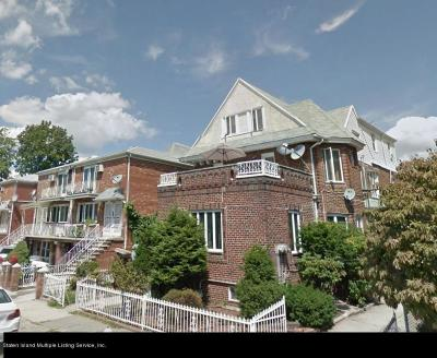 Brooklyn Multi Family Home Acceptance: 1851 84th Street