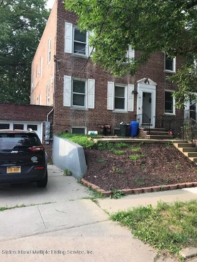 Staten Island Two Family Home For Sale: 99 Chandler Avenue