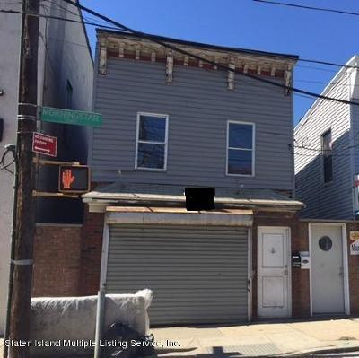 Staten Island Two Family Home For Sale: 142 Morningstar Road