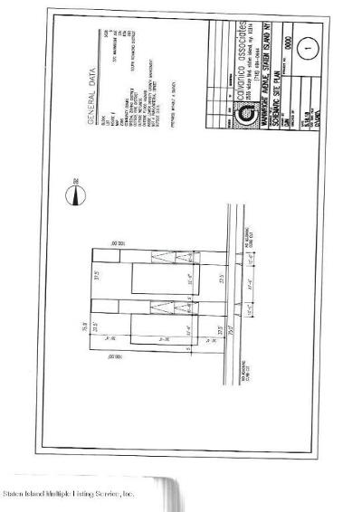 Staten Island Residential Lots & Land For Sale: 570 Wainwright Avenue