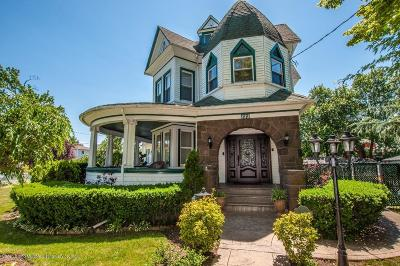 Staten Island Single Family Home For Sale: 222 Guyon Avenue