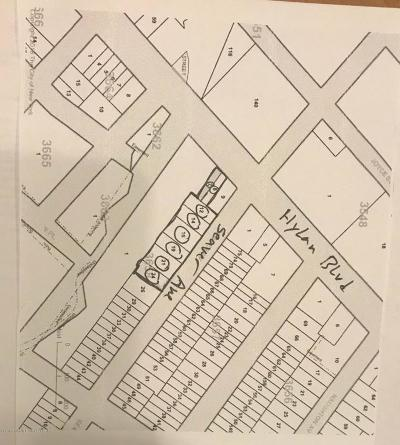 Staten Island Residential Lots & Land For Sale: 300 Seaver Avenue
