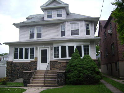 Staten Island Two Family Home For Sale: 405 Bement Avenue