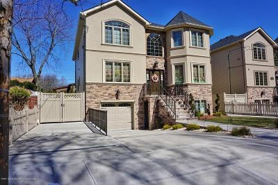 Staten Island Two Family Home For Sale: 135 McBaine Avenue