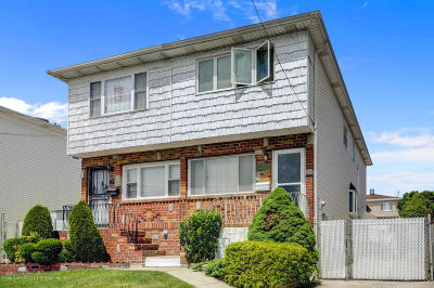 Staten Island Semi-Attached For Sale: 79 Thollen Street
