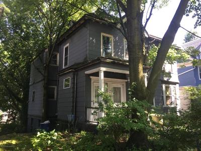 Two Family Home For Sale: 215 Ward Avenue