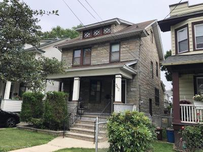 Single Family Home For Sale: 342 Cary Avenue