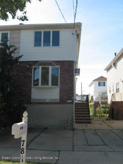 Semi-Attached For Sale: 781 Nugent Avenue