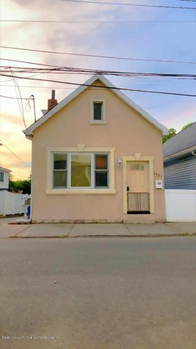 Two Family Home For Sale: 5451 Arthur Kill Road