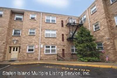 Staten Island Condo/Townhouse For Sale: 165 Cromwell Avenue #2d