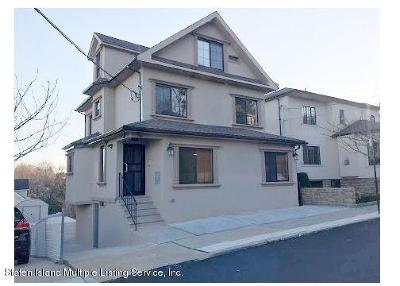 Staten Island Multi Family Home For Sale: 64 Wilson Terrace