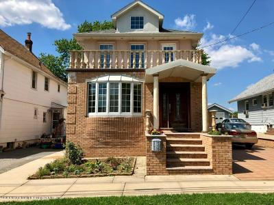 Single Family Home For Sale: 23 Bolivar Street