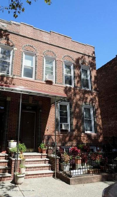 Brooklyn Multi Family Home For Sale: 1771 76th Street