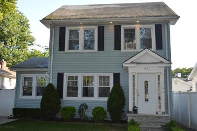 Single Family Home For Sale: 196 Jacques Avenue