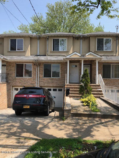 Two Family Home For Sale: 1283 Bay Street