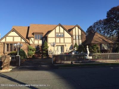 Staten Island Rental For Rent: 245 Ashland Avenue