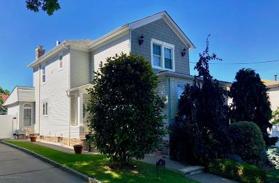 Single Family Home For Sale: 593 Rensselaer Avenue