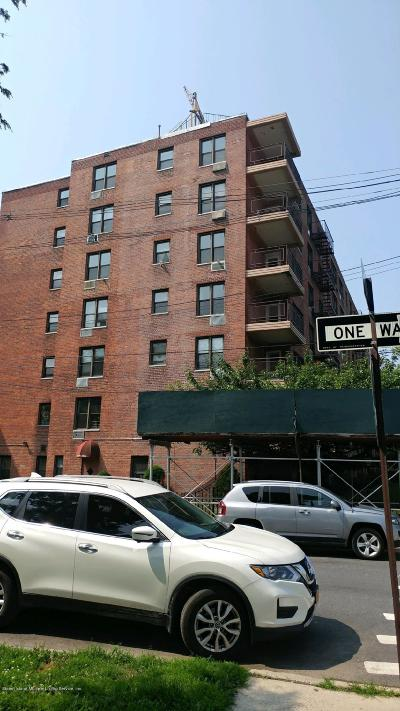 Staten Island Condo/Townhouse For Sale: 100 Colfax Avenue #3j