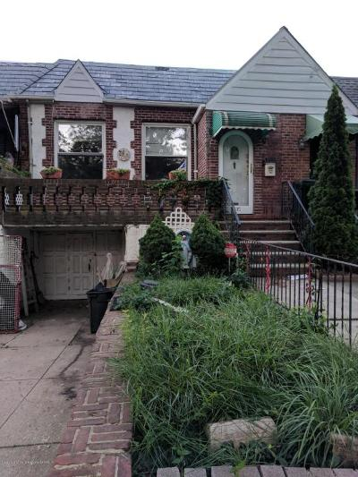 Brooklyn Single Family Home For Sale: 1971 E 32nd Street