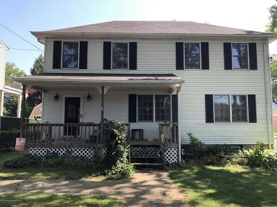 Staten Island Single Family Home For Sale: 139 Jacques Avenue
