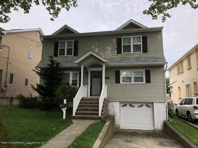 Single Family Home For Sale: 260 Mountainview Avenue