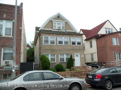 Brooklyn Multi Family Home For Sale: 19 Bay 23rd Street