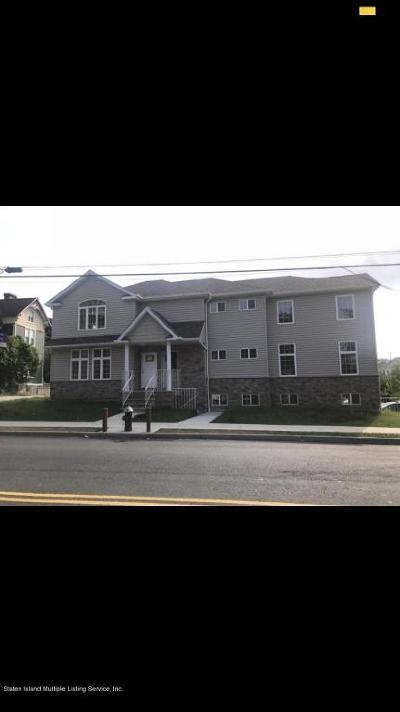 Staten Island Rental For Rent: 1288 Bay Street #1 Fl