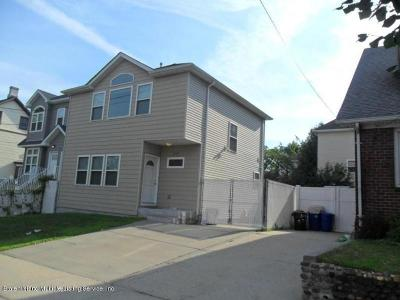 Single Family Home For Sale: 315 Yetman Avenue