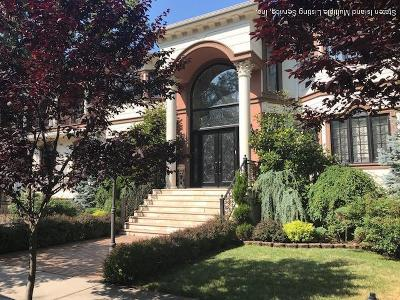 Staten Island Single Family Home For Sale: 64 McCully Ave