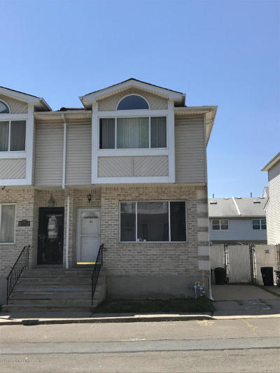 Staten Island Semi-Attached For Sale: 45 Lott Lane