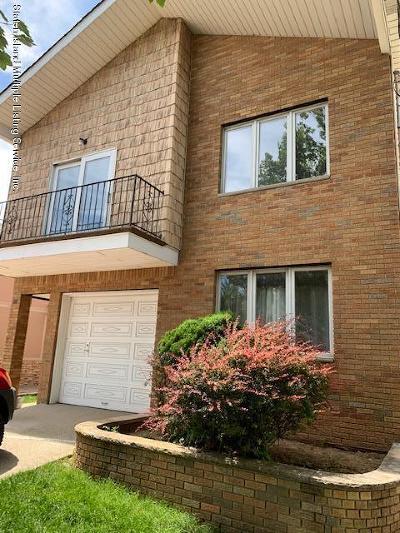 Staten Island Rental For Rent: 88 Linwood Avenue #Upper