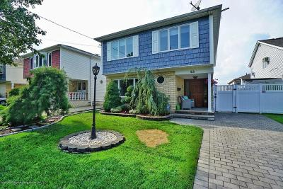 Staten Island NY Two Family Home For Sale: $798,000
