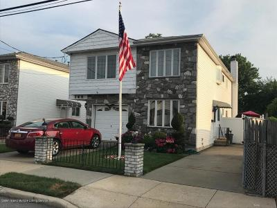 Staten Island NY Two Family Home For Sale: $979,000