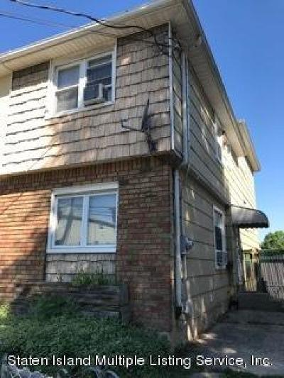 Staten Island Semi-Attached For Sale: 97 Lynhurst Avenue