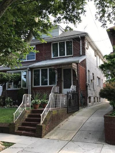 Brooklyn Single Family Home For Sale: 1034 76th Street