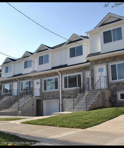 Staten Island Single Family Home For Sale: 40 Eunice Place
