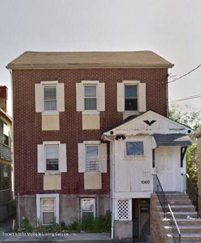 Staten Island Multi Family Home For Sale: 1060 Post Avenue