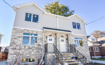 Staten Island Semi-Attached For Sale: 114 Clermont Place