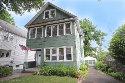 Staten Island Two Family Home For Sale: 169 Kingsley Avenue
