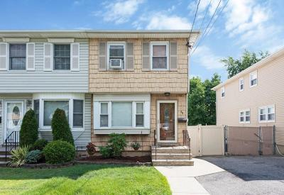 Staten Island Semi-Attached For Sale: 34 Bent Street