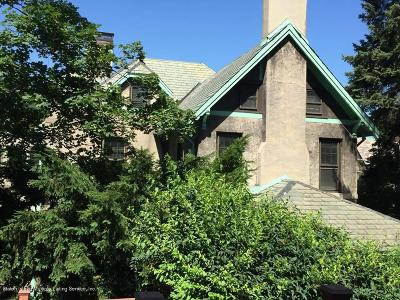 Staten Island Single Family Home For Sale: 332 St Pauls Avenue