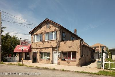 Staten Island NY Multi Family Home For Sale: $950,000