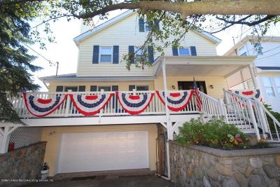Staten Island NY Single Family Home For Sale: $849,000