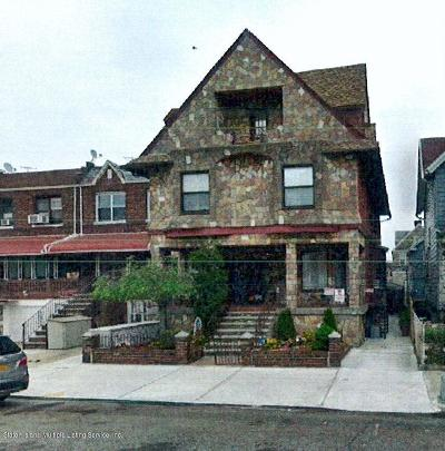 Brooklyn Multi Family Home For Sale: 8807 21st Avenue