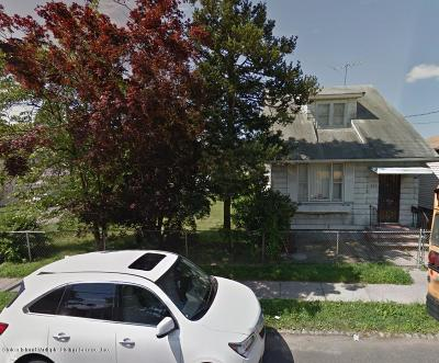 Staten Island Residential Lots & Land Acceptance: 464 Lincoln Ave