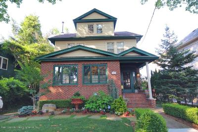 Single Family Home For Sale: 89 Fremont Avenue